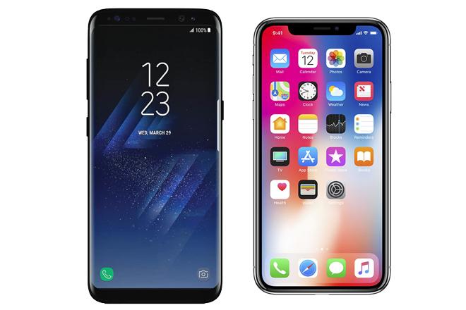 cambiare samsung con iphone
