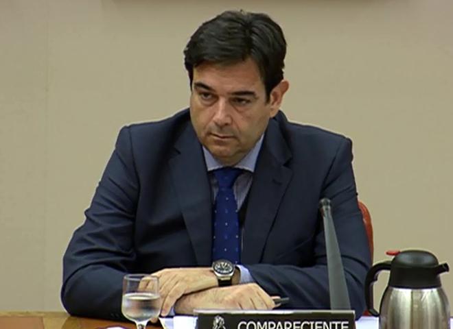 El presidente de la Asociación de Inspectores del Banco de España, Pedro Luis Sánchez.