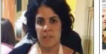 La concejal de ERC, Marta Torrecillas; detalle de un joven herido por...