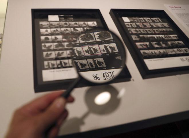 Los secretos de los grandes fotógrafos de Magnum, en la Fundación ...