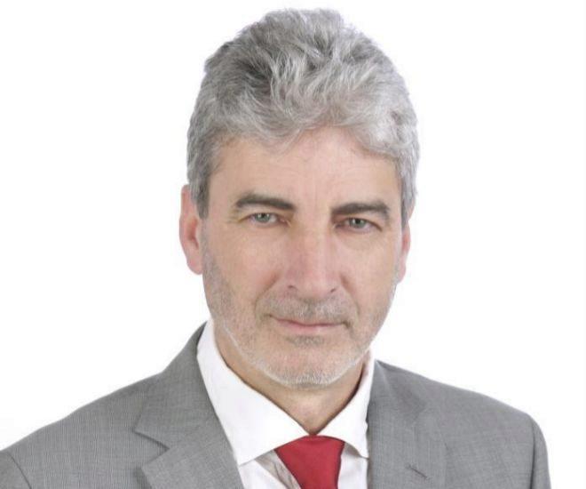 El alcalde de Blanes, Miquel Lupiáñez (PSC).