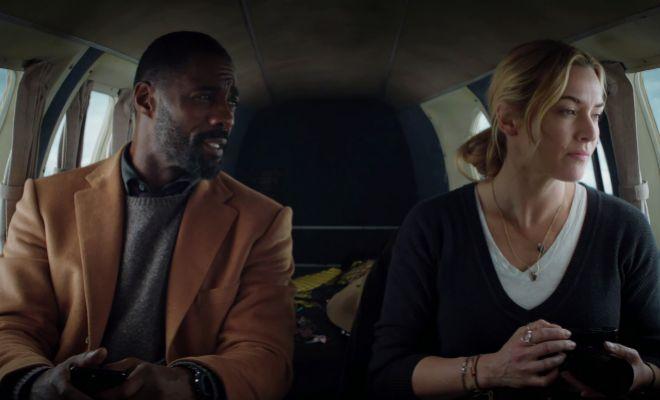 Idris Elba y Kate Winslet son los protagonistas de esta cinta de...