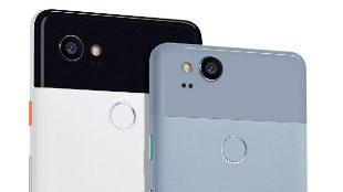 Así son los Pixel 2 y Pixel 2 XL de Google