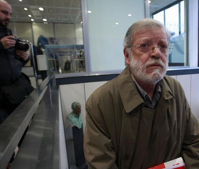 Juan Carlos Rodríguez Ibarra, uno de los socialistas veteranos que...