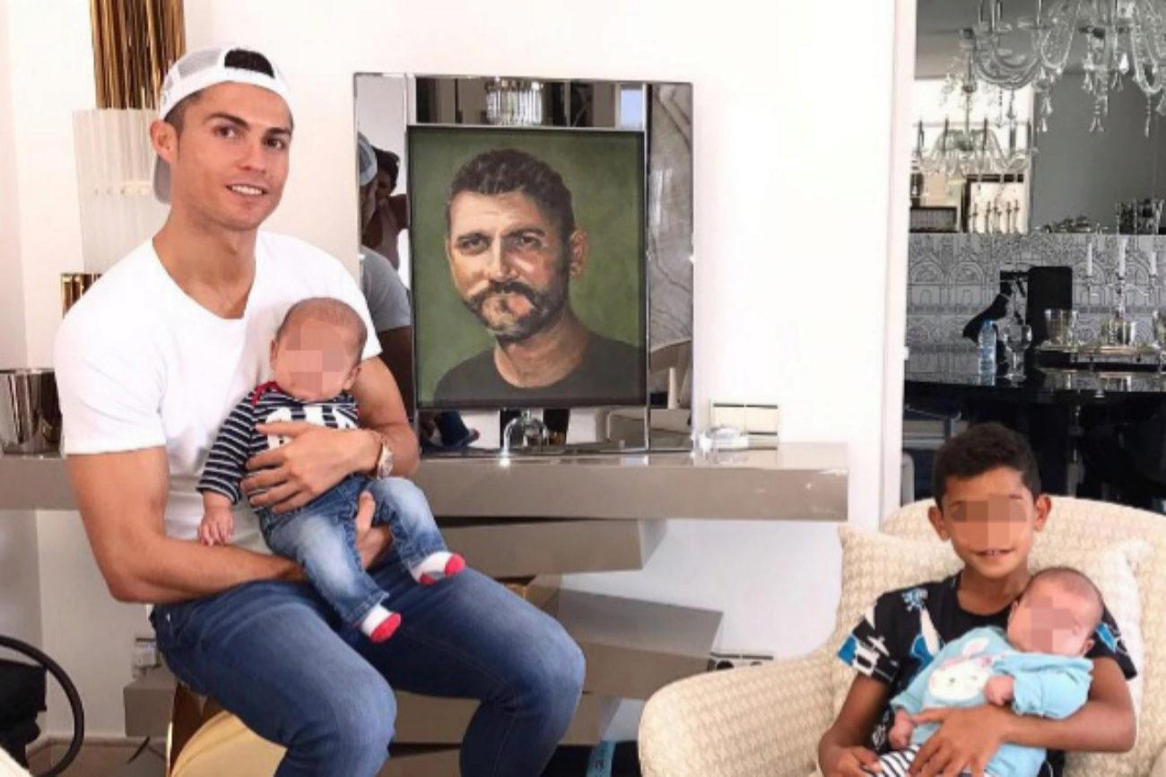El pasado 30 de septiembre, Cristiano Ronaldo (32) colgaba en su...