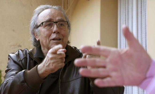 El cantautor Juan Manuel Serrat.