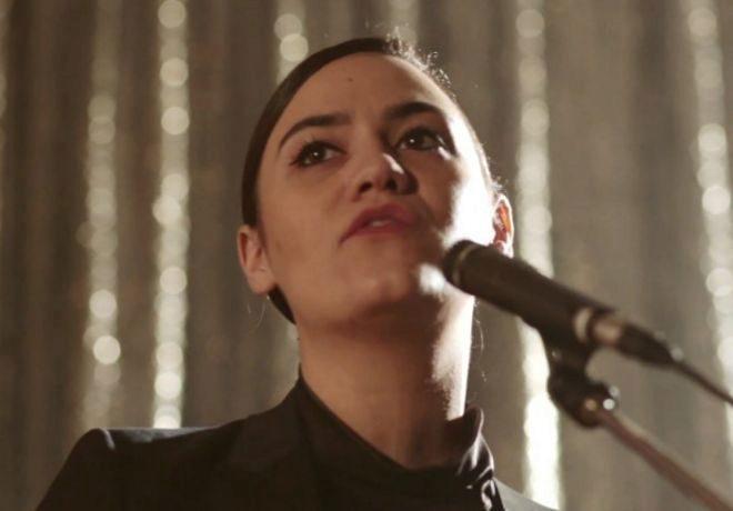 Nadine Shah.