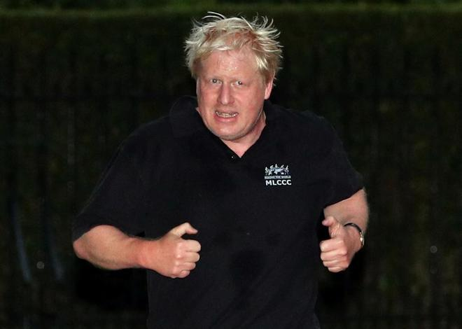 ¿Qué hacemos con Boris Johnson?
