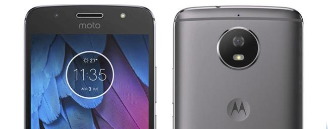 El Moto G5S Plus es un poco feo, pero genial