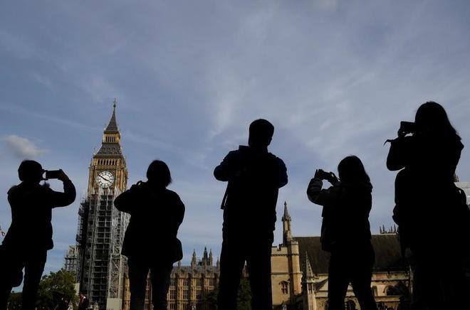 Londres, la capital británica de la pobreza laboral