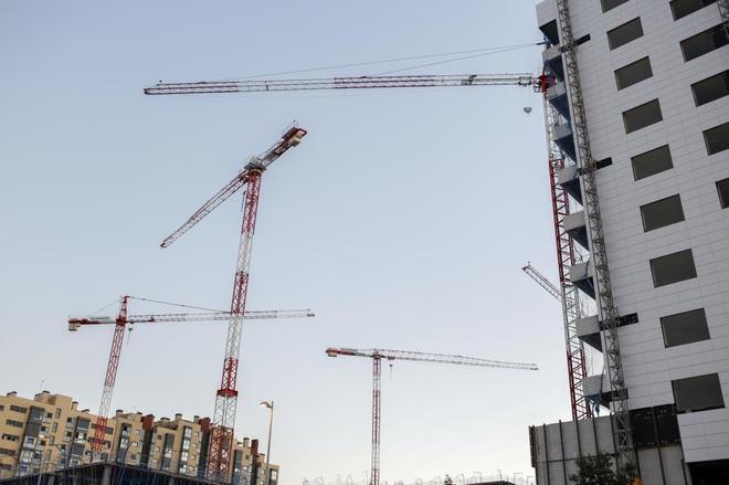 El número de viviendas iniciadas estará cerca de las 75.000 unidades al cierre de 2017