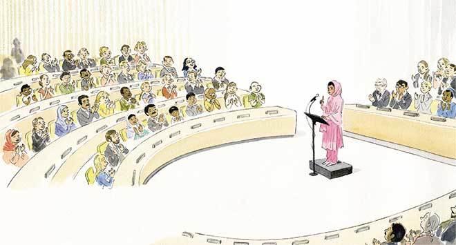 Cinco Frases De Malala Que Invitan A Niños Y Adultos A