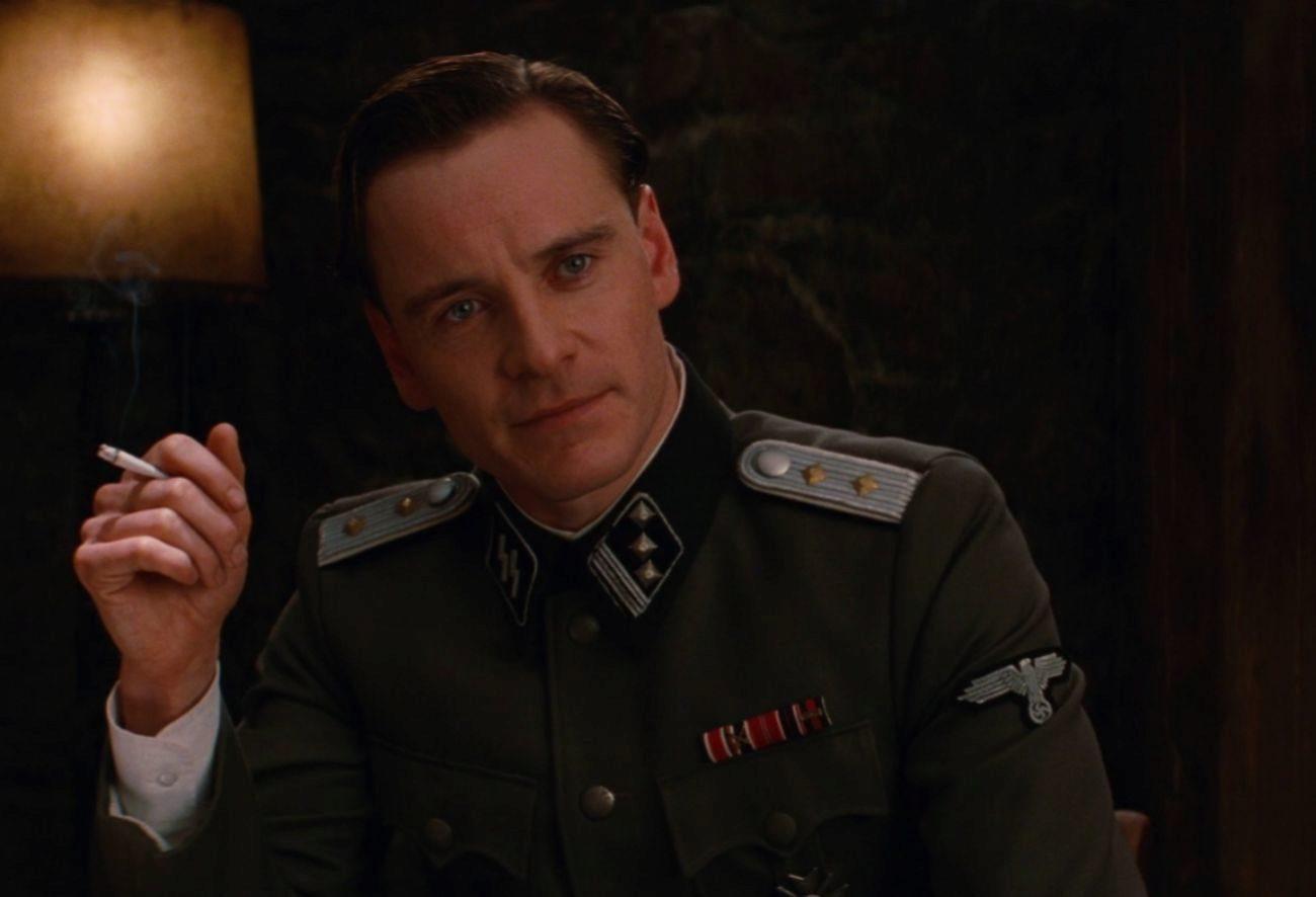 Fue una de sus primeras incursiones en la gran pantalla. El teniente...