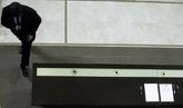 El 'president' Carles Puigdemont se dirige a firmar la declaración de...