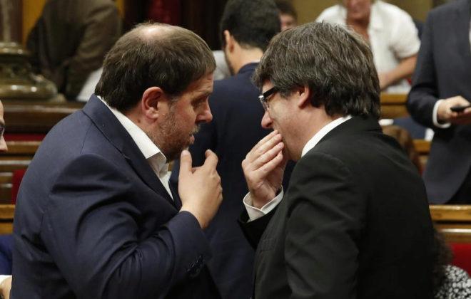 S&P advierte a Cataluña de una