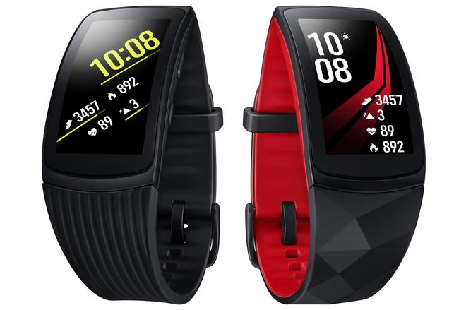 Samsung Gear Fit 2 Pro quiere competir con el Apple Watch, más o menos