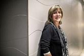 La alcaldesa de L'Hospitalet de Llobregat (Barcelona), Núria Marín.