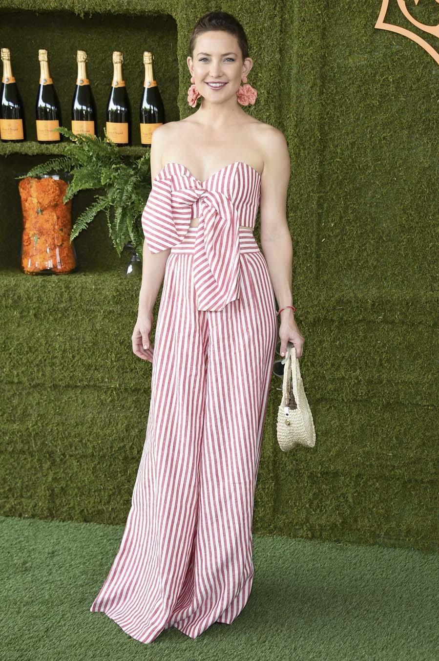 Kate Hudson y su look veraniego para una fiesta en el campo - La ...