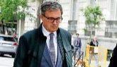 Jordi Pujol Ferrusola, en una de sus llegadas a la Audiencia Nacional.