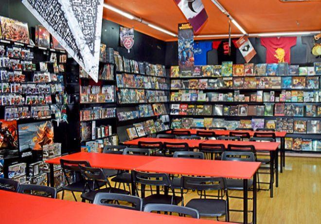 Sala de eventos de Arte 9.