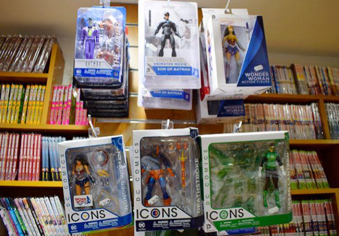 Merchandising en Akira.