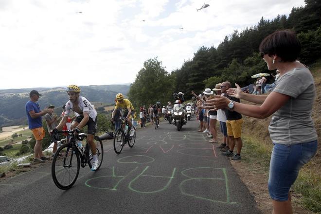 Tour 2018: Alpe d'Huez, récord de adoquines y puertos inéditos