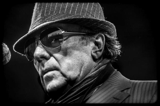 Van Morrison: concierto en Madrid en diciembre