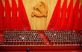 El XIX Congreso del Partido Comunista chino (PCC) se inicia este...