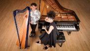 A dúo en el Teatro Apolo. El colombiano Edmar Castaño y la pianista...