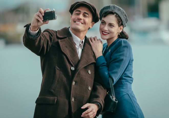 Fotograma de 'Amor a la siciliana'.