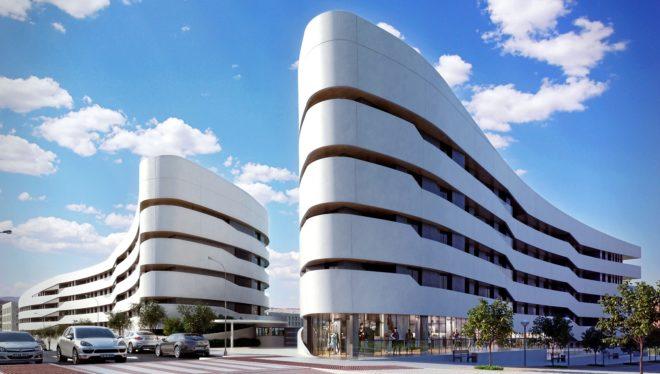 la arquitectura de autor llega a la promoci n residencial