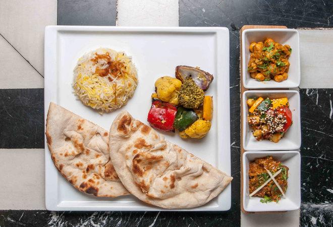 Ideas de almuerzo saludable indio para bajar de peso