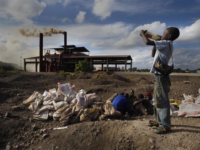 Una de cada seis muertes es por contaminaci n ciencia y for Como purificar el aire contaminado