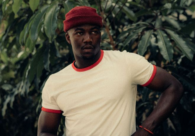 Jacob Banks.