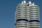 Sede del cuartel general de BMW en Múnich.