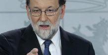 El Gobierno toma el control absoluto de la Generalitat