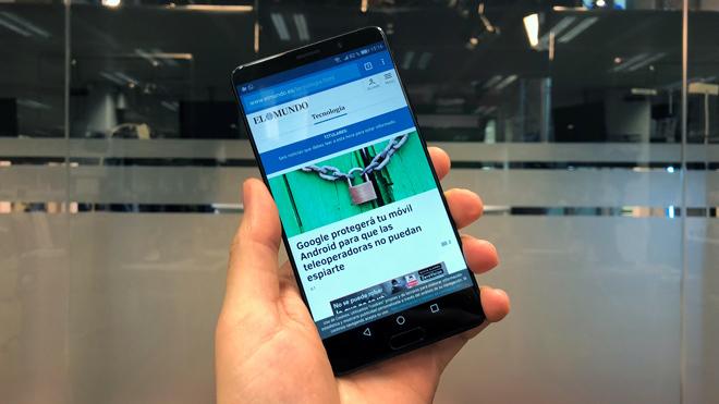 e61f8ecd3e2 El Huawei Mate 10 se postula como uno de los mejores móviles de final de  año | Tecnología Home | EL MUNDO