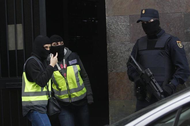 La Policía Nacional detiene en Madrid al primer condenado en España por el 11-S por ser un 'cibersoldado' del yihadismo