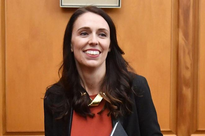La nueva primera ministra de Nueva Zelanda, Jacinda Ardern.