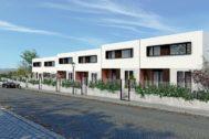 La promoción contará contará con ocho viviendas pareadas de 110 metros cuadrados