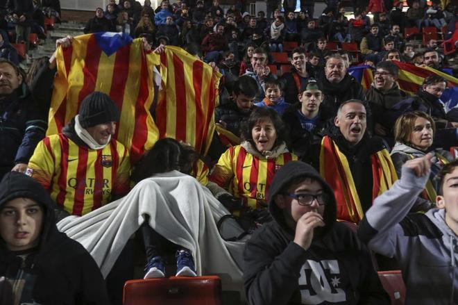 Veto olímpico a Cataluña
