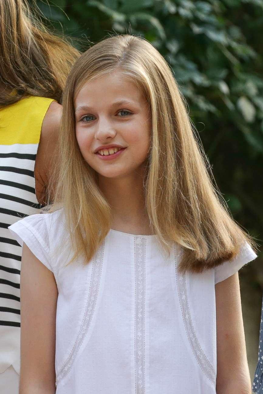 La Infanta Leonor cumple 12 años después de no ir a los Premios...