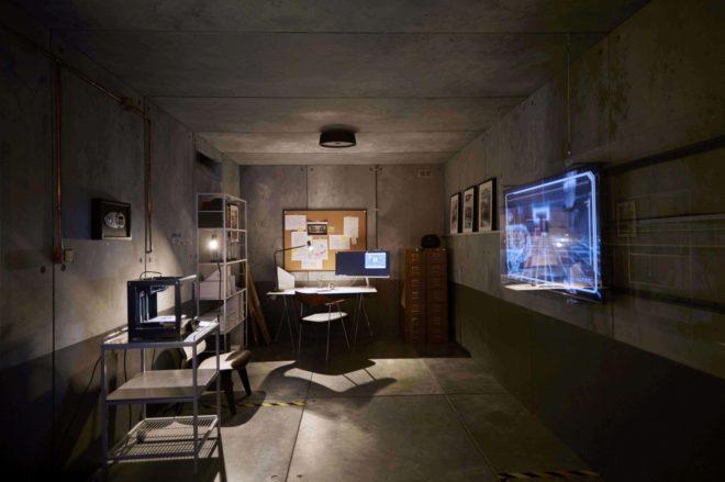 Habitacion  Room Escape Barcelona