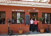 Nicomedes González, dueño del establecimiento, cuanta con los...