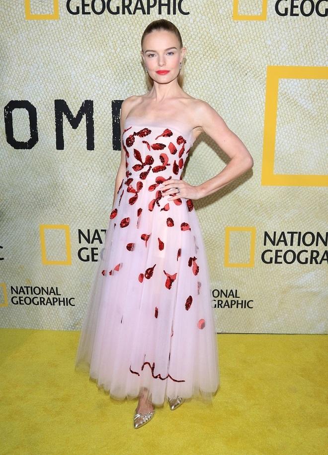 Kate Bosworth, una novia de lujo para la noche de Halloween