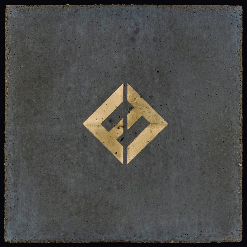 Foo Fighters, Concrete And Gold (****). Dave...