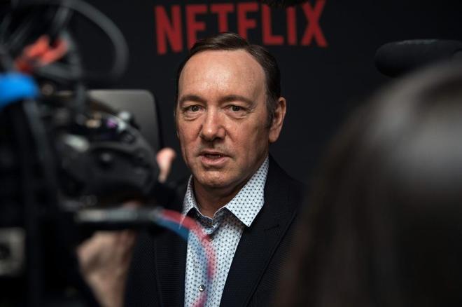 El actor Kevin Spacey en una imagen reciente.