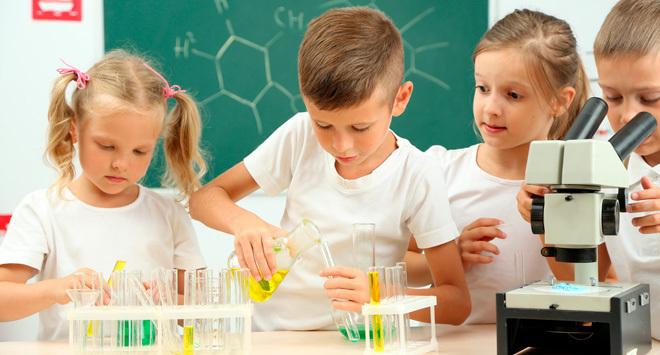 15 actividades para hacer con niños en la semana de la ciencia