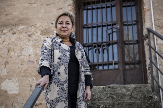 Rosa Valdeón, ex vicepresidenta de Castilla y León, en una imagen...