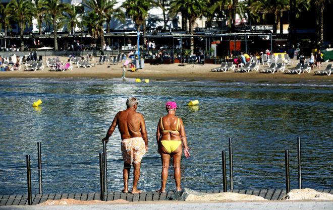 """El 'procés' asusta a los jubilados: """"Sufre el turismo"""""""